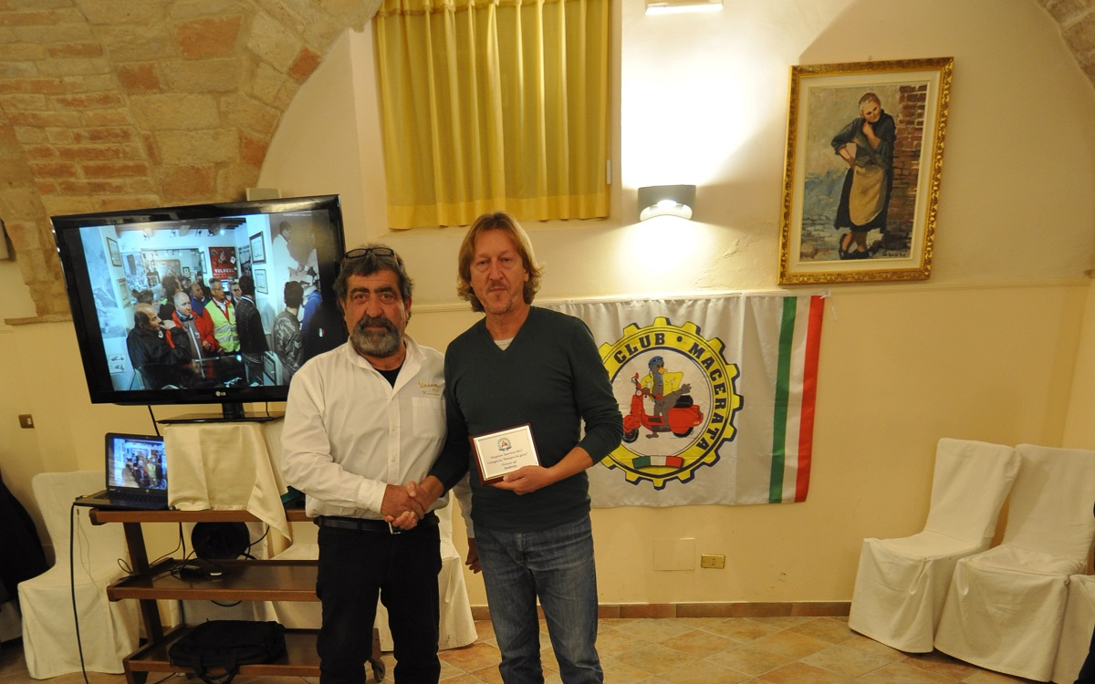 Cena Sociale Vespa Club Macerata 2017 (23)