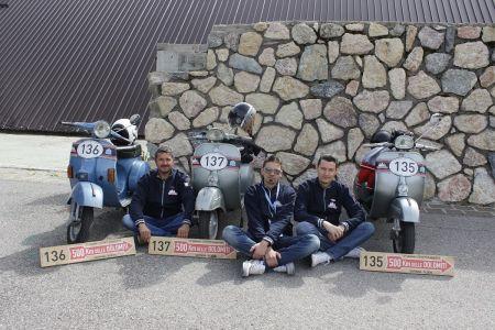 137 Latini Remo Sprint 150 Del 1966 Inverni Quirino 135 Sprint Del 1965 Jacopo Lorenzetti Con Px 200 Del 1981