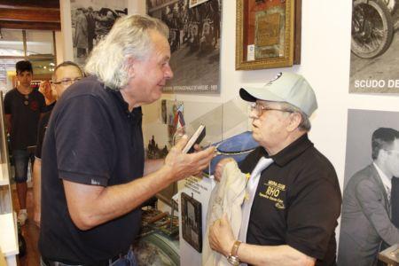 2 Giugno 2018 Cav. Giuseppe Cau Visita Il Museo Vite Da Vespa (15)