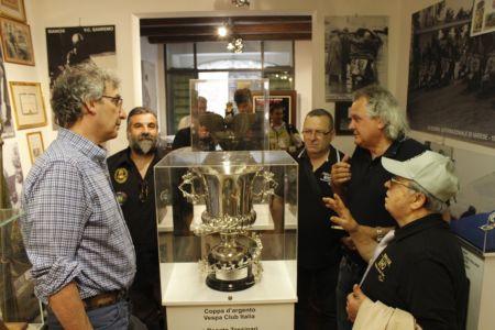 2 Giugno 2018 Cav. Giuseppe Cau Visita Il Museo Vite Da Vespa (16)