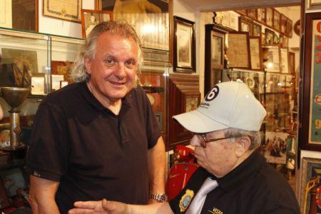2 Giugno 2018 Cav. Giuseppe Cau Visita Il Museo Vite Da Vespa (74)