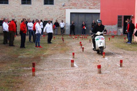 70 Raduno Vespa Club Macerata 1819 Maggio 2019 (193)