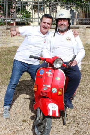 70 Raduno Vespa Club Macerata 1819 Maggio 2019 (230)