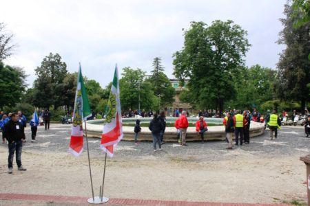 70 Raduno Vespa Club Macerata 1819 Maggio 2019 (373)