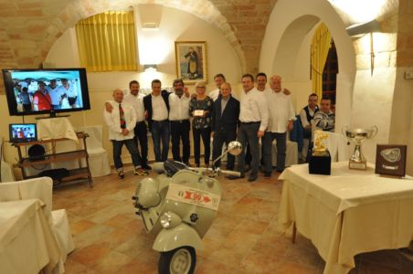 Cena Sociale Vespa Club Macerata 2017 (14)