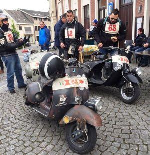 Criterium Vespistico Delle Fiandre 1 Maggio 2017 (23)