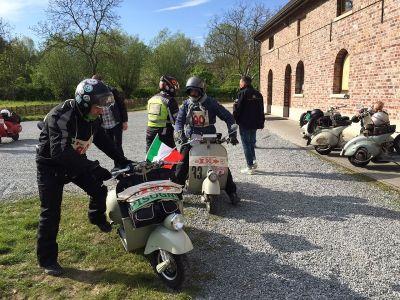 Criterium Vespistico Delle Fiandre 1 Maggio 2017 (25)