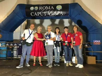 Roma Kaput Vespa 2018