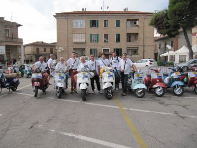 Audax Delle Marche 500 Km 2013 18