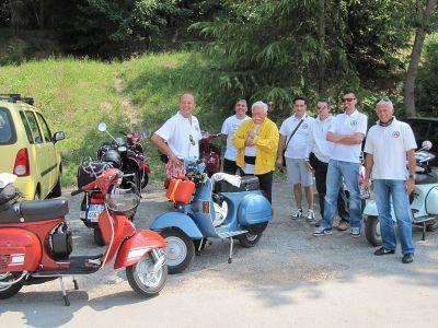 Audax Delle Marche 500 Km 2013 5