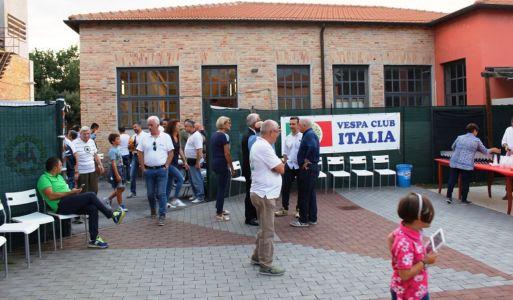 Inaugurazione Sede Vespa Club Macerata (105)