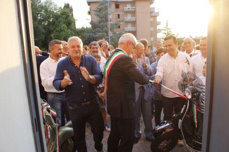 Inaugurazione Sede Vespa Club Macerata (129)