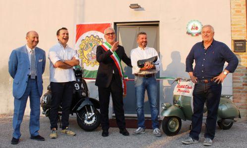 Inaugurazione Sede Vespa Club Macerata (145)