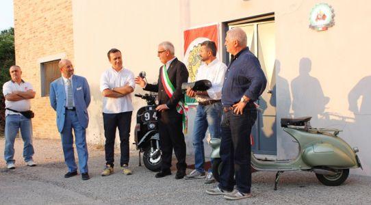 Inaugurazione Sede Vespa Club Macerata (150)
