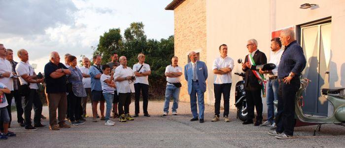 Inaugurazione Sede Vespa Club Macerata (151)