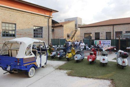 Inaugurazione Sede Vespa Club Macerata (193)